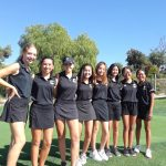 Girls Varsity Golf falls to Brea Olinda 241 – 246