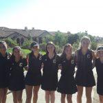 Girls Varsity Golf falls to El Dorado 216 – 220