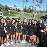 Girls Varsity Golf falls to Crean Lutheran 214 – 254