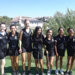 Canyon Varsity Girls Golf vs. Yorba Linda High School at Black Gold Golf Course on Oct. 9, 2019
