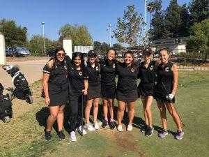 Girls JV Golf vs Yorba Linda HS @ Birch Hills GC 10/9/19