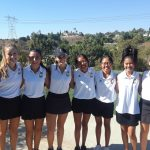 Girls Varsity Golf falls to Esperanza 237 – 240