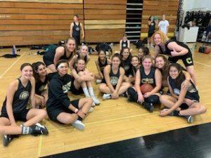 Girls Basketball Shoot-a-Thon 2019