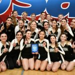 Cheer Team Places 1st at USA Regional Competition