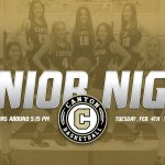 Girls Basketball Senior Night Tuesday, February 4th