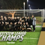 Girls Soccer wins Crestview League Title
