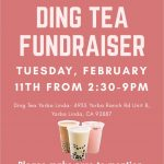 Canyon String Orchestra fundraiser Tuesday, February 11th from 2:30-9 PM