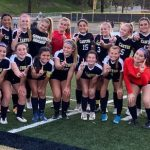Girls Frosh/Soph Soccer Crestview League Champs!