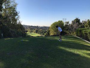 CHS Boys Varsity Golf vs Katella 2/25/20