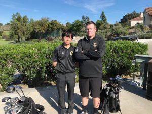 CHS Boys Varsity Golf @ Katella 2/26/20