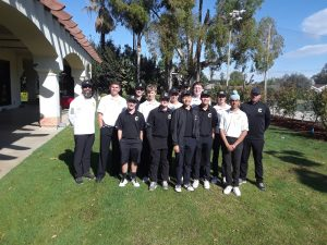 Canyon High School 2020 Boys Varsity and JV Golf at The Ayala Classic Tournament