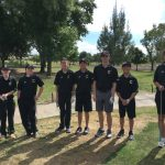 Boys Frosh/Soph Golf falls to Yorba Linda 184 – 197