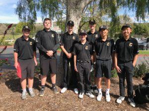 CHS Boys Varsity Golf @ Sage Hill 3/9/2020
