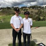 Boys Varsity Golf vs Orange Lutheran @ AHGC 3/11/20