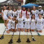 Girls Varsity Lacrosse beats Northwood 12 – 5