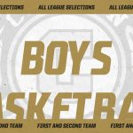 Boys Basketball Players named to All League 1st and 2nd Teams