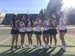 Senior Tributes – Girls Tennis