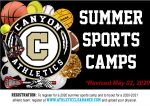 2020 Summer Sport Camps Revised