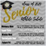Senior Athlete Salute
