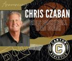 It's Official! Chris Czaban Announced as Canyon Girls Basketball Head Coach!