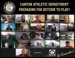 Canyon Athletics Return to Play Forms