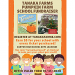 Boys Lacrosse Fundraiser at Tanaka Farms Pumpkin Farm