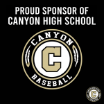 Week of Giving Back – Thank You to Baseball Sponsors