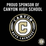 Week of Giving Back – Thank You Boys Lacrosse Sponsors