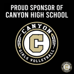 Week of Giving Back – Thank You Girls Volleyball Sponsors