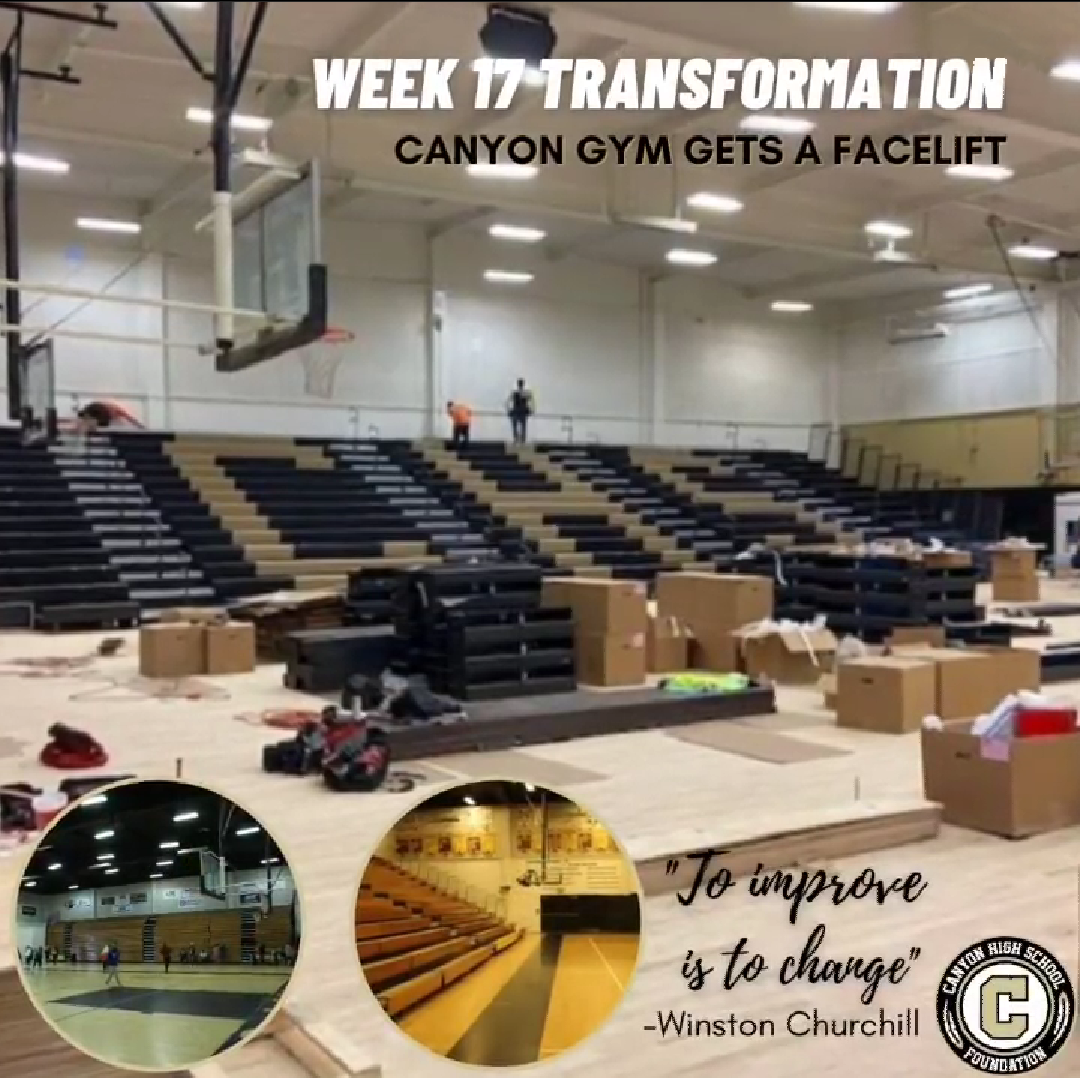 Gym Renovation Update – Week 17 Transformation
