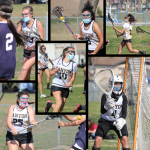 Girls Junior Varsity Black Lacrosse beats University 10 – 3