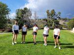 Girls Varsity Golf beats Foothill/Santa Ana 233 – 296