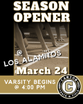 Track & Field Season Opener Today at Los Alamitos
