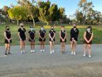 CHS Girls Varsity Golf vs El Dorado HS at BHGC 4/7/2021