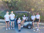 Girls Junior Varsity Golf falls to Yorba Linda 251 – 264