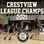 Boys Volleyball 2021 Crestview League Champs!
