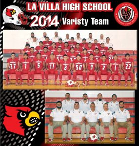 Power and Cardinal Football Pride