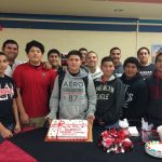 8th Grade Boys Basketball Undefeated for 2nd Year in a Row