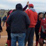Lady Cardinals Softball downs Ben Bolt 10-0