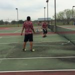 Tennis Team Performs Well at Premont