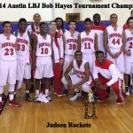 Rockets Fly to Austin LBJ Tournament Title Victory!