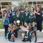 8th Grade Kitty Hawk Lady Flyers Win STAC Championship