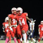 JHS Varsity Football beats Smithson Valley 30 – 13