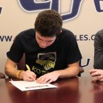 Colp Signs With Cornerstone