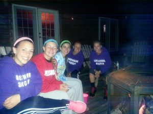 Soccer Sleepover @ the Clem's Cottage