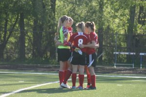 SMAC Championship vs Gull Lake-5/21/14…1-2
