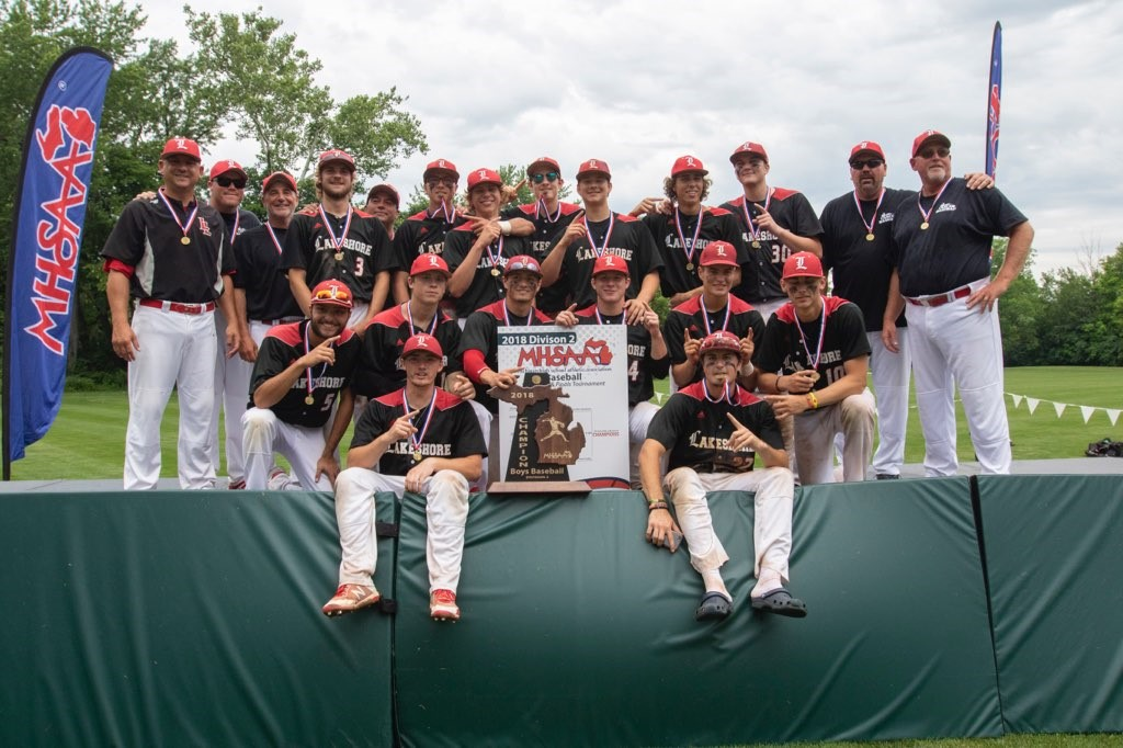 "Championship Baseball Team to Receive Rings on Friday 2/15/19 followed by the Premier of ""Back to Back"" a Short Documentary produced by LHS Broadcasting Class"