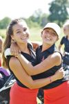 Gourlay and Parker Earn Academic All State Honors in Girls Golf