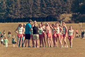 CH Warriors Girls Cross Country Invitational 8-21-12