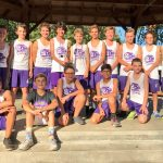 Middle School Cross Country Has A Successful End To Their Season
